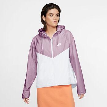 Nike Windrunner treningsjakke dame Flerfarvet