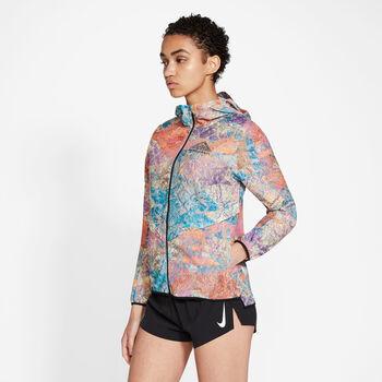 Nike Windrunner Trail løpejakke dame