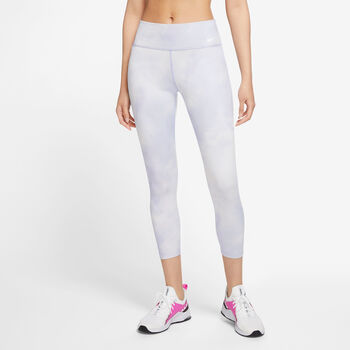 Nike One Icon Clash tights dame Hvit