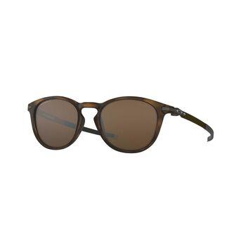 Oakley Pitchman Prizm™ Tungsten Polarized - Polished Brown Tortoise solbriller Brun