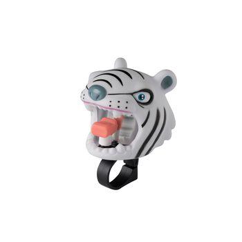 Crazy Safety White Tiger ringeklokke Grå