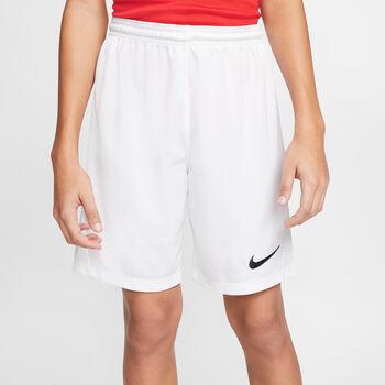 Nike Dri-FIT Park III fotballshorts junior Hvit
