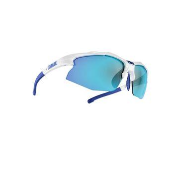 BLIZ Hybrid Smallface multisportbrille Herre Blå