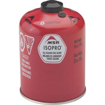 MSR Isopro Canister gassboks 450 g Rød