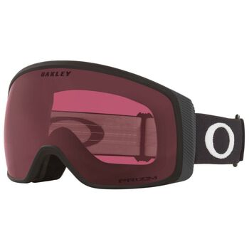 Oakley Flight Tracker XM Matte Black, Prizm Snow Dark Grey alpinbriller Herre Brun