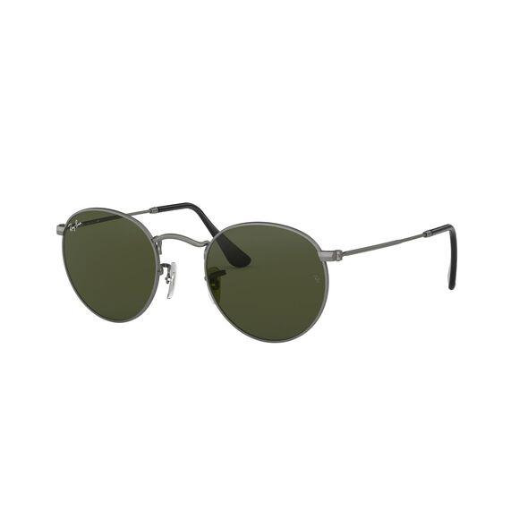 RB3447 Round Metal solbriller