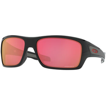 Oakley Turbine Prizm™ Snow Torch - Polished Black solbriller Svart