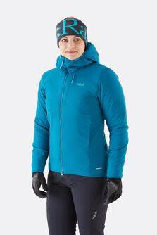 Xenair Alpine vattert jakke dame