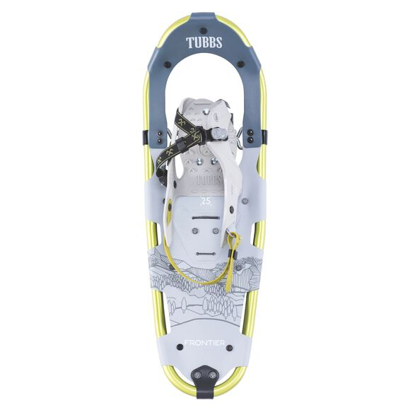 Frontier 25 truger