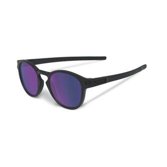 Latch Violet Iridium - Matte Black solbriller
