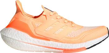 adidas Ultraboost 21 løpesko dame Oransje