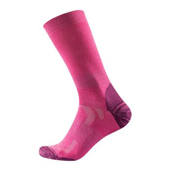 Devold Multi Light ullsokk dame Rosa