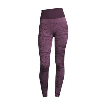 Casall Seamless Melted tights dame Grå
