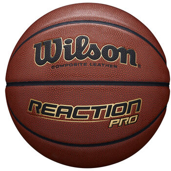 Wilson Reaction Pro basketball Brun