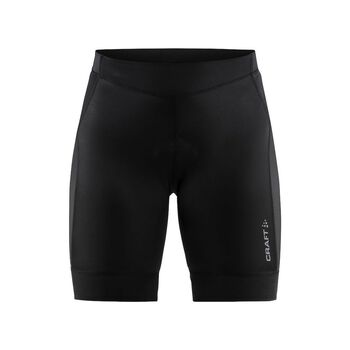 Craft Rise shorts dame Svart