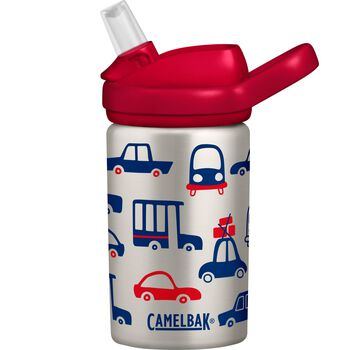 CamelBak Eddy+ Kids Singel Wall 0,4 L drikkeflaske Flerfarvet