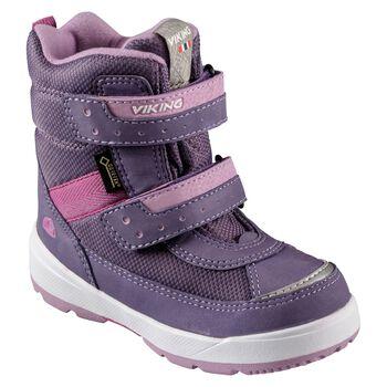 VIKING footwear Play II R GTX vintersko barn Lilla
