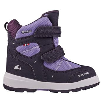 VIKING footwear Toasty II GTX vinterstøvel barn Lilla