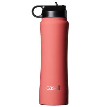 Casall Hot Yoga drikkeflaske 0,7 l Rød