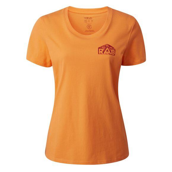 Stance Hex t-skjorte dame