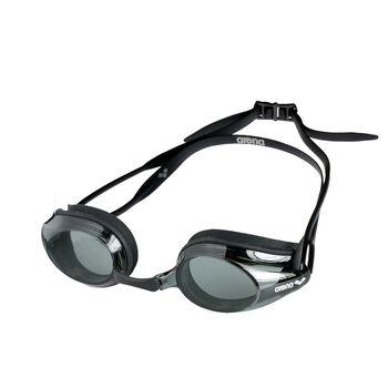 Arena Tracks svømmebrille Svart