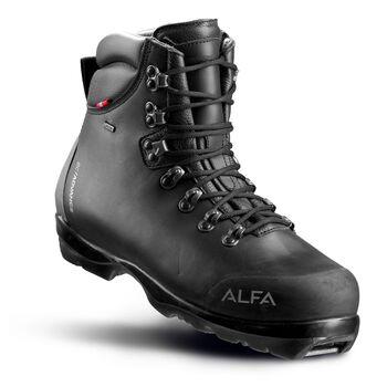 Alfa Skarvet Advance GTX fjellskisko herre Svart