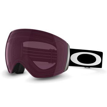 Oakley Flight Deck Prizm™ Hi Pink Iridium - Matte Black alpinbriller Herre Grå