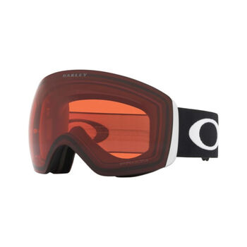 Oakley Flight Deck Prizm Snow Persimmon alpinbriller Herre Svart