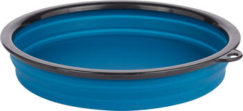 McKINLEY Plate Silicone tallerken Blå