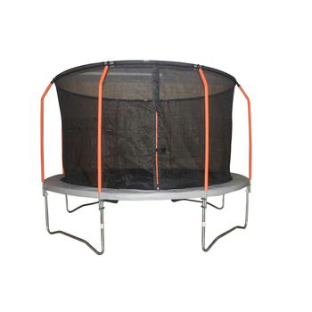 SUPERFLY Sikkerhetsnett til trampoline Svart