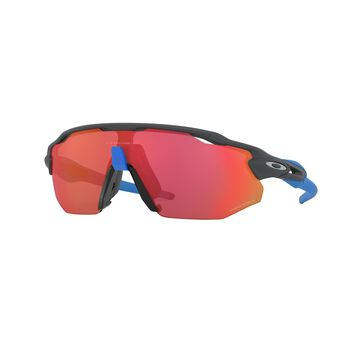 Oakley Radar EV Advancer Prizm™ Trail Torch - Matte Carbon sportsbriller Herre Svart