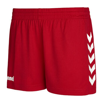 Hummel Core shorts dame Rød