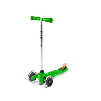 Micro Mini sparkesykkel barn Grønn