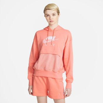 Nike Air hettegenser dame Oransje