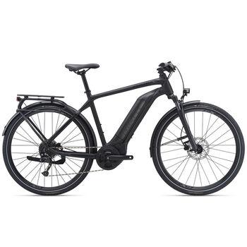 Giant 21 Explore E+ GTS S el-sykkel herre Svart
