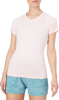 ENERGETICS Rylinda III teknisk t-skjorte dame Rosa