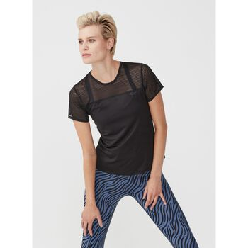 Röhnisch Miko teknisk t-skjorte dame Svart
