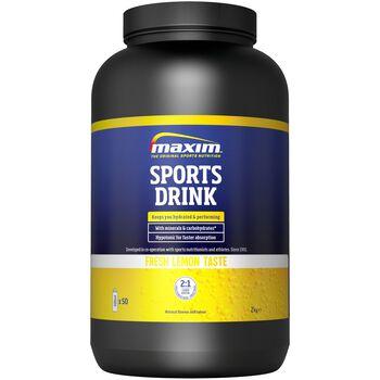 MAXIM Sports Drink 2 kg Lemon energidrikk Grønn