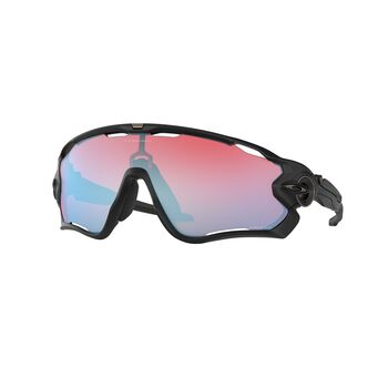 Oakley Jawbreaker Prizm™ Snow - Matte Black sportsbriller Herre Svart