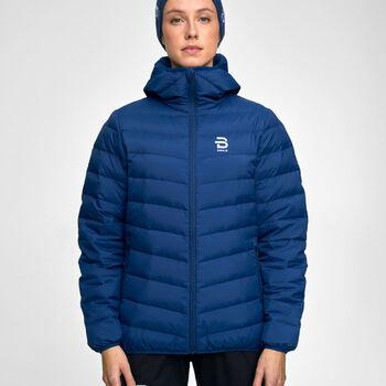 DÆHLIE Jacket Finder dunjakke dame Blå