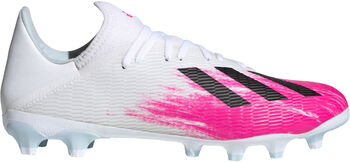 adidas X 19.3 fotballsko gress/kunstgress Herre Rosa