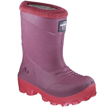 VIKING footwear Frost Fighter fôret gummistøvel barn/junior Rosa