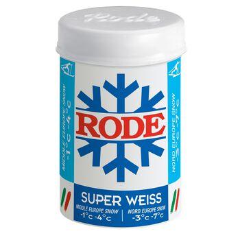 RODE P28 festevoks Super Weiss Rød