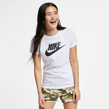 Nike Sportswear t-skjorte dame Hvit