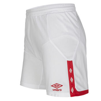 UMBRO UX Elite fotballshorts junior Hvit