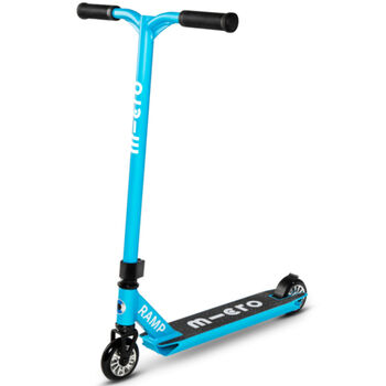 Micro Ramp sparkesykkel junior Blå
