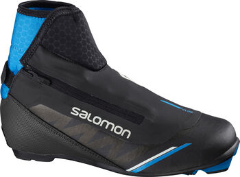 Salomon RC10 Nocturne Prolink skisko klassisk Herre Svart