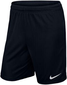 Nike Park II Knit NB treningsshorts junior Gutt Svart