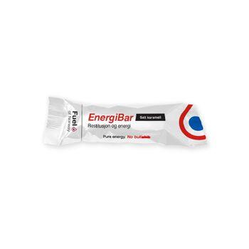 Fuel of Norway EnergiBar Salt Karamell bar Hvit