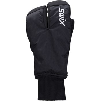 Swix Endure Split vott barn/ junior Svart